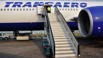 Трансаэро откроет рейсы москва